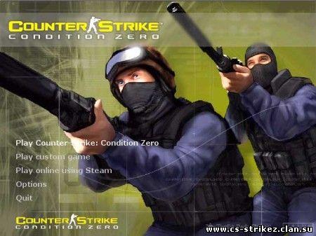 Counter-strike: condition zero скачать через торрент бесплатно.