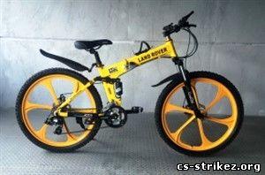 купить велосипед на литых дисках