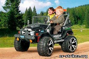 посмотреть новые детские электромобили